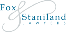 Fox & Staniland Law Firm, Pymble, North Sydney